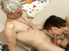 Gay guy fucked so hard his ass bleeds and hot old ass men gay sex images at EuroCreme