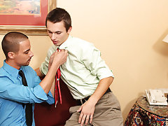 Male twinks ripping underwear and regular married hot naked men at My Gay Boss