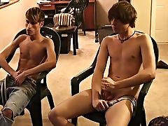 Gay young emo amateur and black thugs in jail xxx - at Boy Feast!