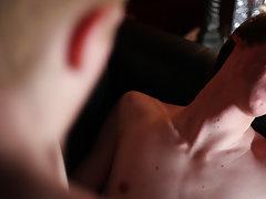 Smooth twinks drinking cum and emos boys gays twinks - Gay Twinks Vampires Saga!
