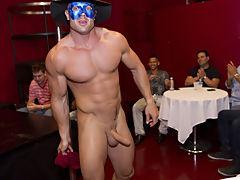 Gay group male sex and group guys masturbating pics at Sausage Party