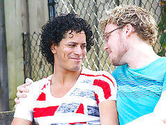 Straight gay tahiti men and black gay stroking pics - at Real Gay Couples!