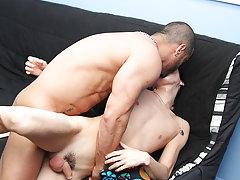 Hardcore men having sex and free hardcore gay movie at Bang Me Sugar Daddy
