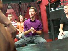 Gay group handjobs and nude mens group at Sausage Party