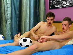 Free gay mouth cum inside movie and triple twink penetration video - at Real Gay Couples!