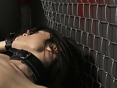 Roxy loves every minute of this sexy bondage scene carmen hayes first sex teacher
