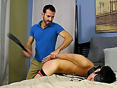 Young boy tube masturbation and army men peeing in their pants at Bang Me Sugar Daddy