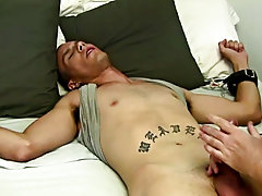 Grown men masturbating video clips and masturbation hardcore men