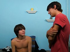 Locker room naked man fuck and cum to my face gay