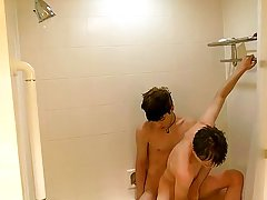 Amateur teen male head and gay twink skinny cum - at Boy Feast!
