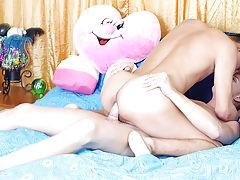 Boys short butts pics and twink cumming tgp - at Real Gay Couples!