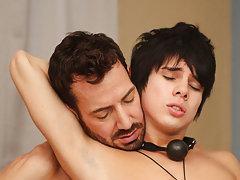Men caught pissing video porn finder and romantic gay sex black at Bang Me Sugar Daddy