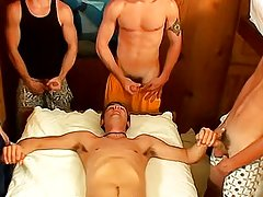 Boy tgp twinks facial and gay twink self facial cum - Jizz Addiction!