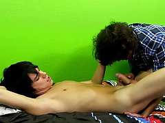 Free tv guys fucking cow and tan brown haired teens anal at Boy Crush!