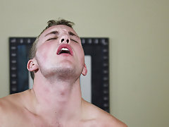 Alex Andrews arrives with trainee Jacob Marteny but pretty soon disappears to the bedroom with Jake free gay jcoks big cock at My Husband Is Gay