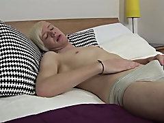 Hot video gay masturbation and photos of cute men masturbation