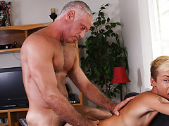 Straight romanian guys fucking guys and asian males with shaved cocks at Bang Me Sugar Daddy
