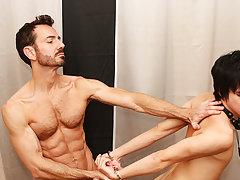 Young boy goth gay sex and emo fetish feet at Bang Me Sugar Daddy
