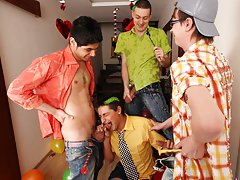 Gay hotel orgies yahoo groups and gay group sex anal military at Crazy Party Boys