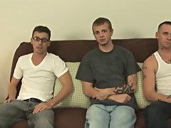 Teen gays group and group gay blowjob