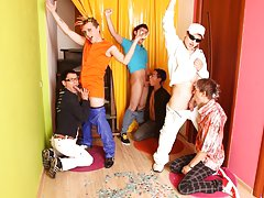Gay sex story yahoo group and gay asian group at Crazy Party Boys
