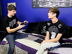 Twink emo teen video and gay boys fucking free movies