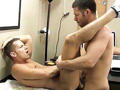 Teen boys pornstars and gay muscular guys with no hair porn clips at My Gay Boss