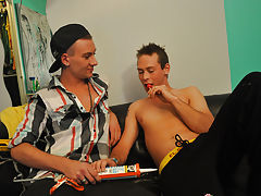Twinks gay boys hairless and teen gay boy cums inside twink ass