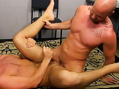 Big dick navy gay sex movies and gay asian guy gets a boner at My Gay Boss