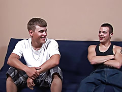 Male solo blowjob and romanian twinks cum shots