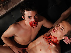 Twinks bleeds and free full length twink roxy red videos and movies - Gay Twinks Vampires Saga!
