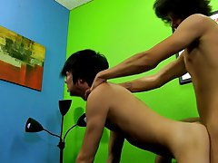 He and Kyler fuck hard, Kyler even cums while they do gay twink cumshot free at Boy Crush!