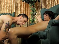 Guys young anal pics and skinny gays fucking with old man at My Gay Boss
