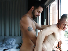 Cute barber guy free gay porn and young gays fucking hot videos download at My Gay Boss
