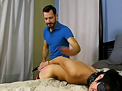 Older men spanking at Bang Me Sugar Daddy
