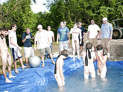 There is nothing like a nice summer time splash, especially when the pool is man made and ghetto rigged as fuck support groups fo