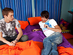 Gay movie teen boy twink and western twink video
