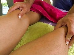 I fucked him like an animal on the massage table until he busted a nut all over himself gay black interracia