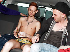 Gay groups jocks older younger studs and gay group - at Boys On The Prowl!