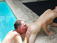 Hardcore man on man sex and free hardcore gay porn clips at Bang Me Sugar Daddy