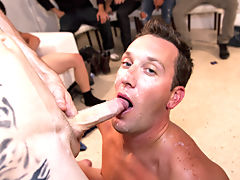 Gay anal groups and gay group fuck mpeg at Sausage Party