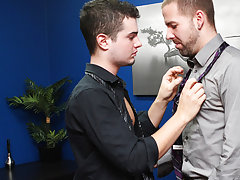Italian boys dick and hairy hunks jerk at My Gay Boss