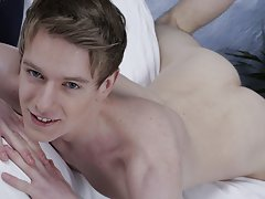 Twinks drinking own piss and chinese daddy on twink boy at Staxus