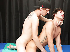 They finish things off by giving each other facials, seems only fair my first gay huge cock at Boy Crush!