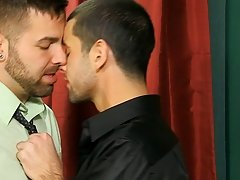 Philandering Jake Steel knows one way to repay his lawyer Preston Steel vibrating anal sex toys fo at My Gay Boss