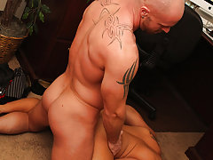Sex with other boy young home brother and old men eating young mens cum at My Gay Boss