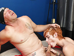 Cum squirting gay cock and boys kiss boys butt holes at I'm Your Boy Toy