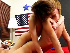 Gay twink surprises his straight friend and old men with longest dick free videos