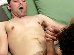 It didn't take Bo long to strip out of his shirt and jeans violent gay blowjob
