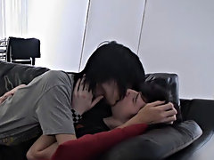 First he fucks Josh hard on the sofa and then spoon fucks him on the floor boy love teen gay stories at Homo EMO!